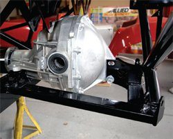 Cobra Kit Car Assembly Guide: Rear Suspension and