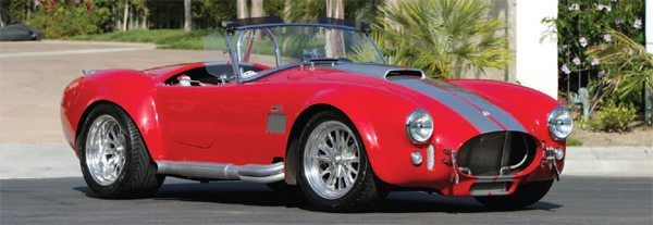 How to Buy a Pre-Owned Cobra Replica Kit Car - DIY Ford
