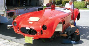 How to Build Your Cobra Kit Car on Time and On Budget