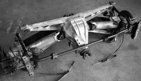 Ford Restomod: Rear Suspension Guide - DIY Ford