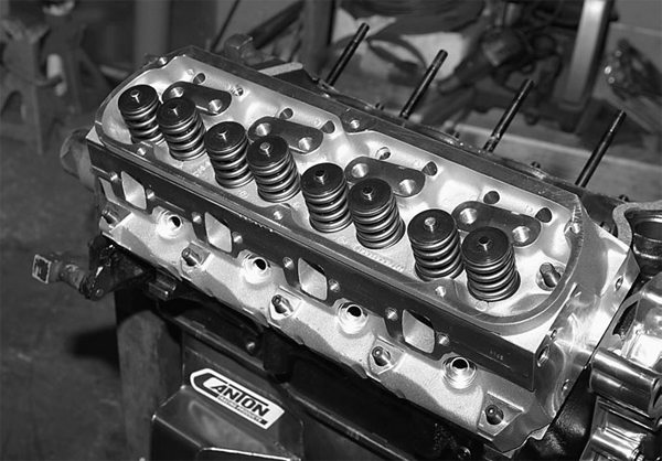 Trick Flow heads top our 347 Street Fighter. These are the Twisted Wedge units with 2.02/1.60-inch valves, born for a smallblock Ford