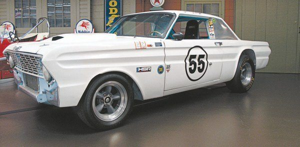 What was reported in print as another case of a racer yanking an engine out of a rented Shelby was actually Pennsylvanian Ray Heppenstal having purchased a wrecked GT350H for parts. He installed the engine in his Falcon and ran it in the 1967 Daytona Continental 24-hour race, finishing a very respectable 12th.