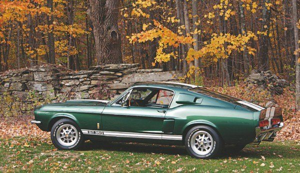 The third time was the charm . . . almost. By 1967 the Shelby Mustang finally got what it needed—the visual distinctiveness—from the Mustang. But poor fits and finishes of the many fiberglass parts showed that the theory was better than the execution.