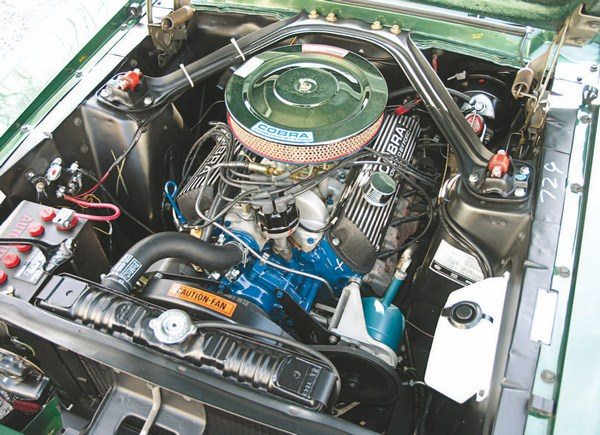 Shelby Mustang History 1967 Gt350 Amp Gt500 A Longer Shelby