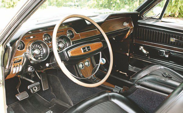 Shelby Mustang History 1968 Gt350 Gt500 Amp Gt500kr
