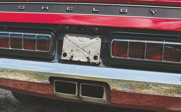 Shelby Mustang History 1969 1970 Gt350 Amp Gt500 The End Of