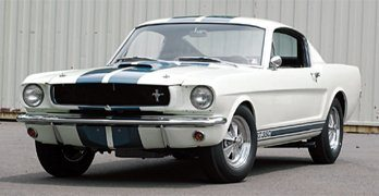 Shelby Mustang History: 1965 GT350 For Street or Track