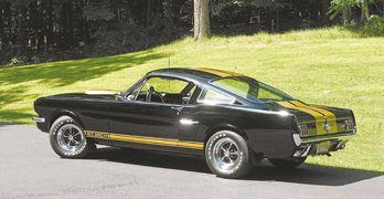 Shelby Mustang History: 1966 GT350H The Starting Grid