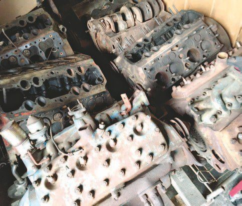Start a Ford Flathead Engine Rebuild: Engine ID, Equipment and Tools
