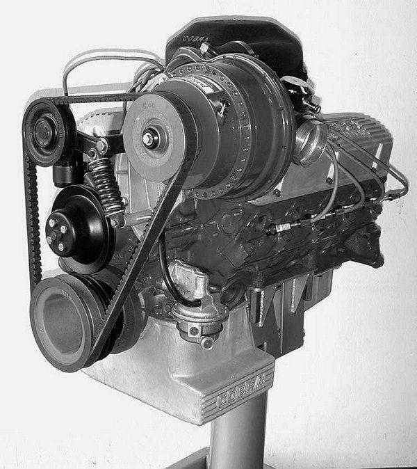 Supercharger Carburetor