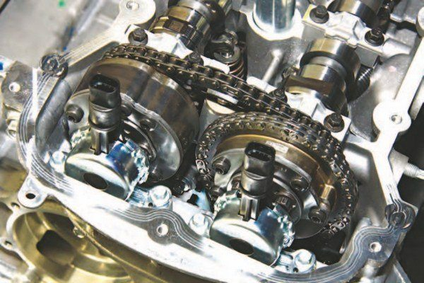 Ford Coyote Engine Camshaft and Valvetrain Performance Guide - DIY Ford