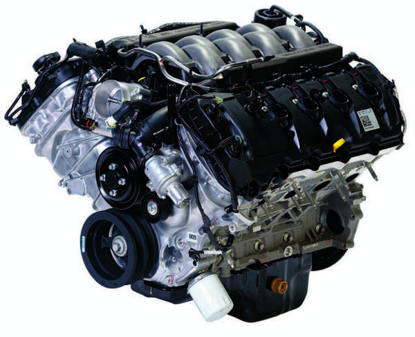 Ford Modular Engine Identification Guide - DIY Ford