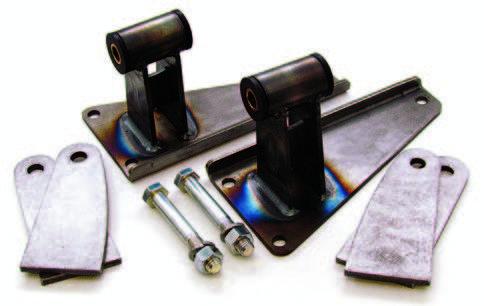 Ford Modular Engine Swap Guide: Installation - DIY Ford