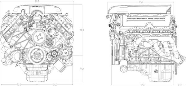 Ford Modular Engine Swap Guide: Cooling, Ignition and Engine ... on