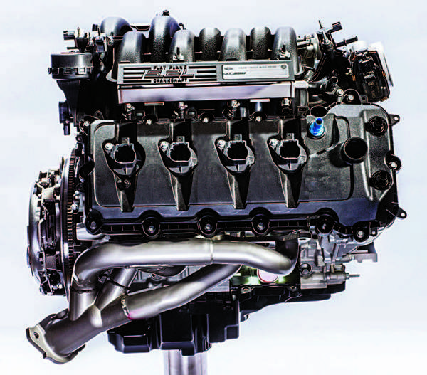 Ford Modular Engine Swap Guide: Exhaust System